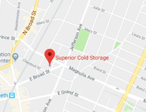 Superior Cold Storage Google Map
