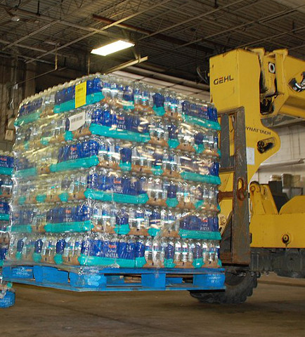 Refrigerated Warehouse Services - Superior Cold Storage